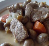 recette blanquette de veau facile