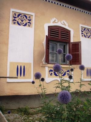 Pension Roumanie - Casa cu zorele à Crit : un gite de charme (Transylvanie) 1