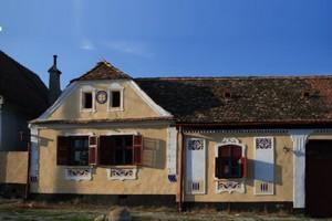 Pension Roumanie - Casa cu zorele à Crit : un gite de charme (Transylvanie) 2