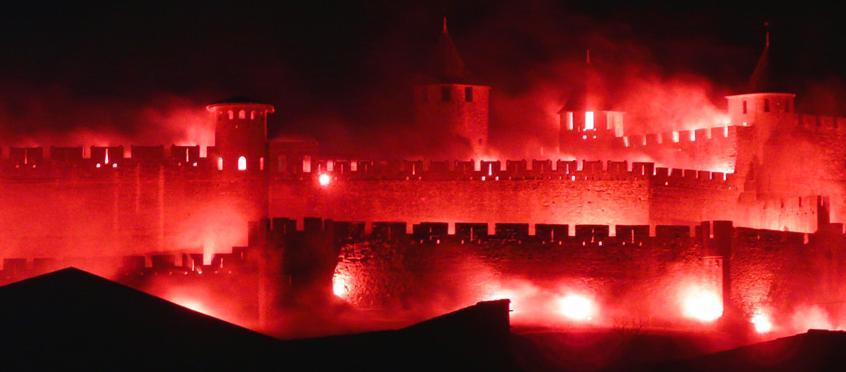 Résultat d'images pour cité médiévale de carcassonne