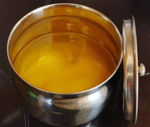recette indienne le ghee beurre indien clarifi. Black Bedroom Furniture Sets. Home Design Ideas