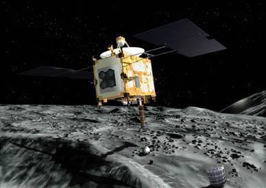 Hayabusa (le faucon pélerin) : la sonde spatiale japonaise 1
