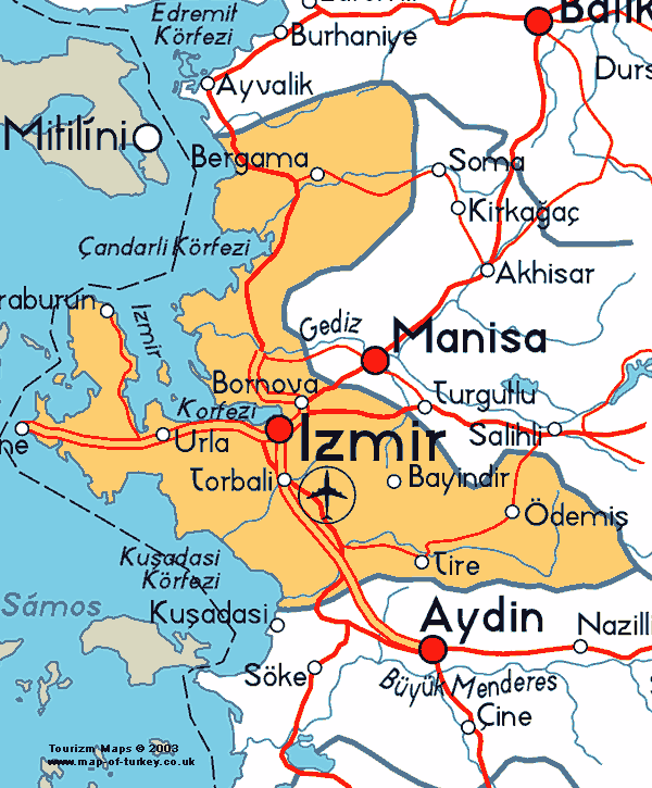De la mer de Marmara (Canakkale) à la mer Egée (Izmir, Ephèse et Bodrum) 3