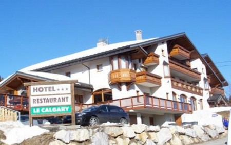 calgary hotel les saisies