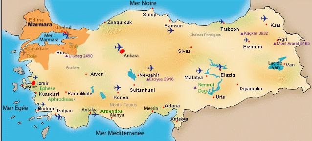 De la mer de Marmara (Canakkale) à la mer Egée (Izmir, Ephèse et Bodrum) 1