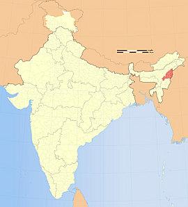 Le Nagaland ; un monde à part en Inde 1