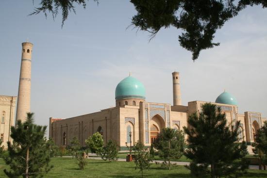 Voyage Ouzbekistan : Tachkent sur la route de la soie 1