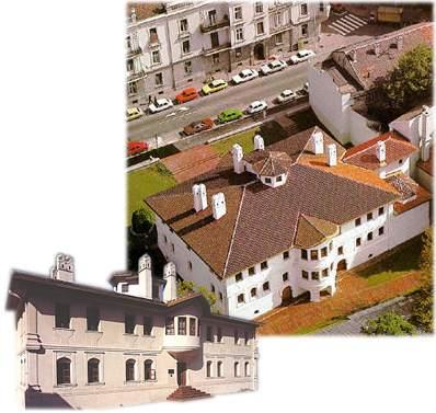 Résidence de la princesse Ljubica à Belgrade : un musée à ne pas rater! (Konak Knjeginje Ljubice) 1
