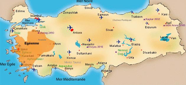De la mer de Marmara (Canakkale) à la mer Egée (Izmir, Ephèse et Bodrum) 2