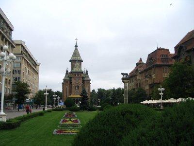 La Roumanie inaugure le premier jardin public pour les non-voyants à Timisoara 1