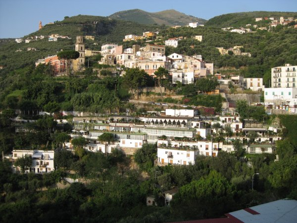 Vico Equense : Hôtel Oriente, un village à flanc de falaise dans la Baie de Naples 2