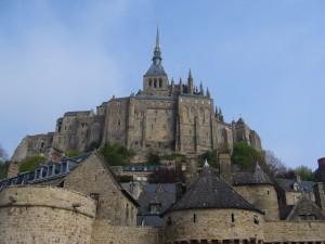 Mont Saint Michel ; grand site de France inscrit à l'UNESCO (Tourisme Normandie) 1