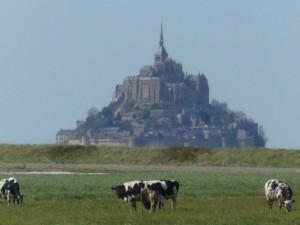 Mont Saint Michel ; grand site de France inscrit à l'UNESCO (Tourisme Normandie) 3