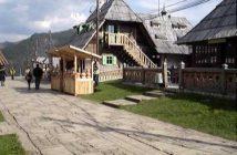Drvengrad Kustendorf : l'ethnovillage de Kusturica près de Mokra Gora en Serbie 12