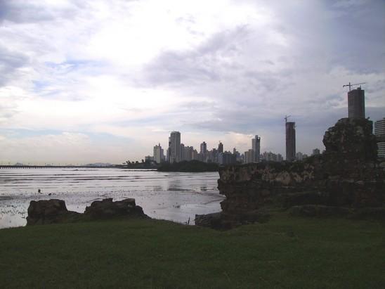 Ruines de Panama Viejo