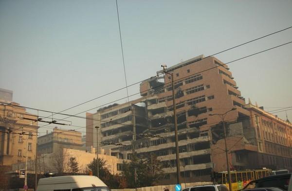 Novi Beograd autrement ; visiter Belgrade au-delà des évidences 53