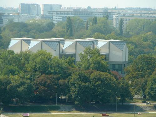 Novi Beograd autrement ; visiter Belgrade au-delà des évidences 59