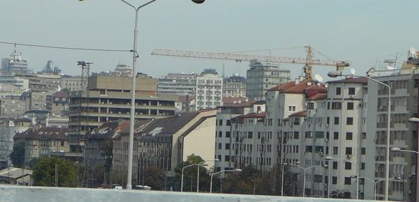 Novi Beograd autrement ; visiter Belgrade au-delà des évidences 27
