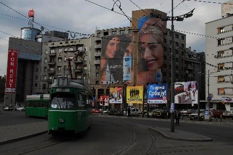 Novi Beograd autrement ; visiter Belgrade au-delà des évidences 63