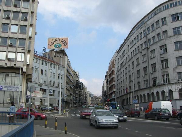 Novi Beograd autrement ; visiter Belgrade au-delà des évidences 40