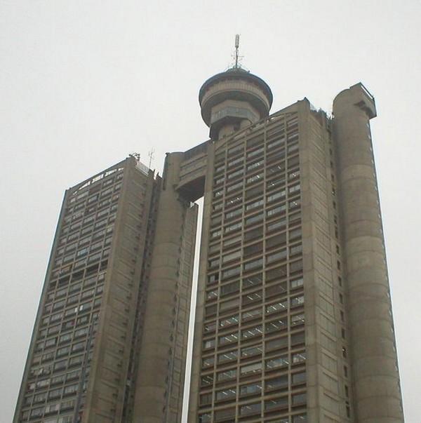Novi Beograd autrement ; visiter Belgrade au-delà des évidences 9