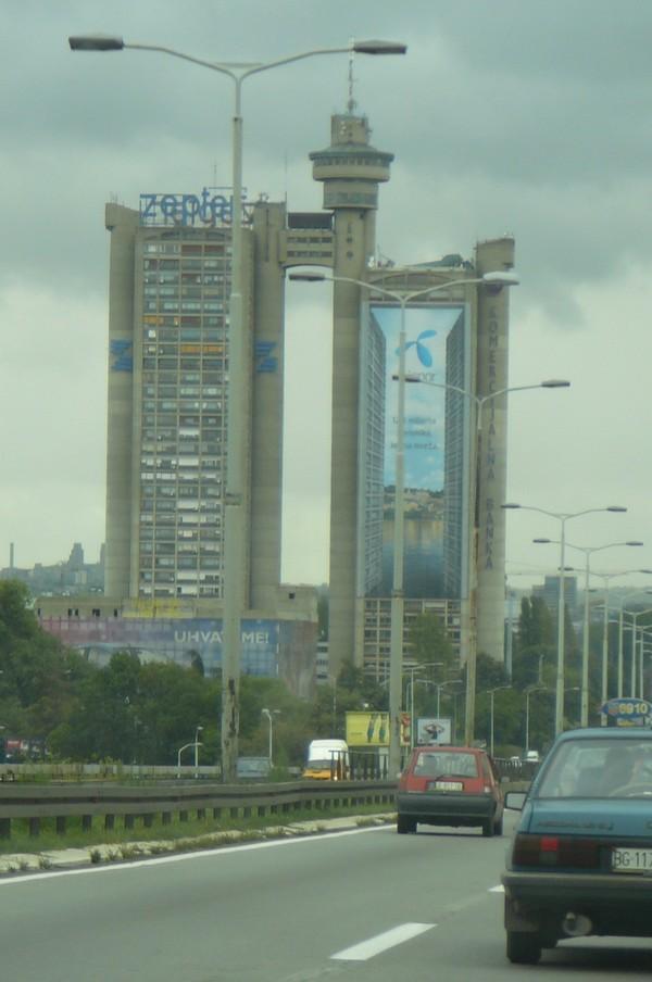 Novi Beograd autrement ; visiter Belgrade au-delà des évidences 8