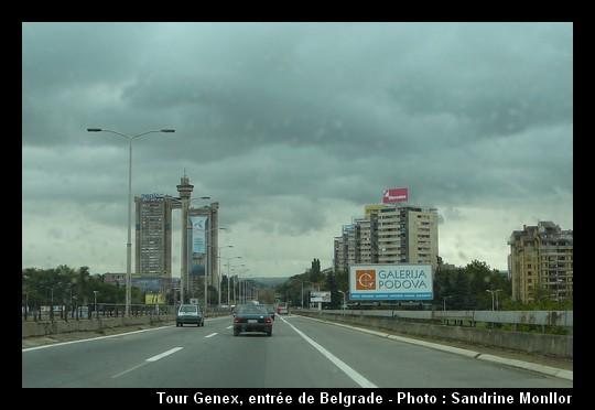 Novi Beograd autrement ; visiter Belgrade au-delà des évidences 5