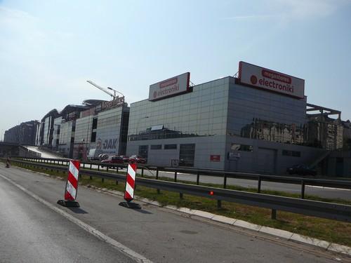 Novi Beograd autrement ; visiter Belgrade au-delà des évidences 19