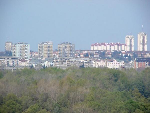novi beograd à belgrade