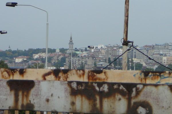 Novi Beograd autrement ; visiter Belgrade au-delà des évidences 28