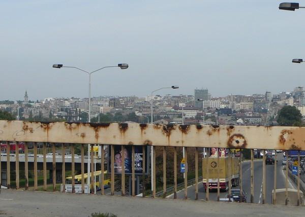 Novi Beograd autrement ; visiter Belgrade au-delà des évidences 29