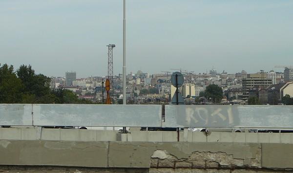 Novi Beograd autrement ; visiter Belgrade au-delà des évidences 33