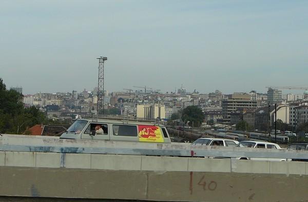 Novi Beograd autrement ; visiter Belgrade au-delà des évidences 34