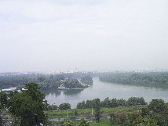 Novi Beograd autrement ; visiter Belgrade au-delà des évidences 58
