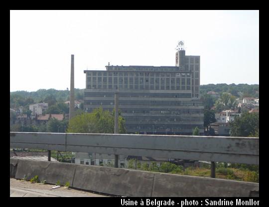 Novi Beograd autrement ; visiter Belgrade au-delà des évidences 41