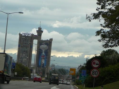 Novi Beograd autrement ; visiter Belgrade au-delà des évidences 3