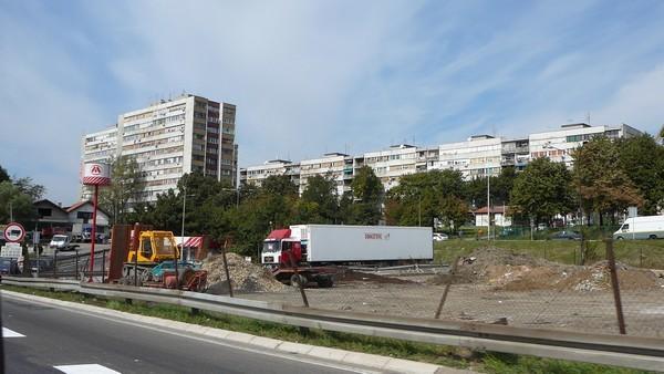 Novi Beograd autrement ; visiter Belgrade au-delà des évidences 20