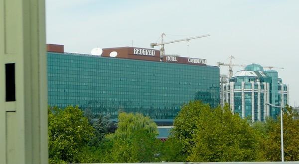 Novi Beograd autrement ; visiter Belgrade au-delà des évidences 60