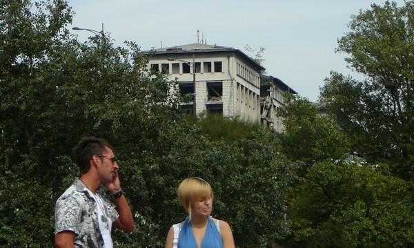 Novi Beograd autrement ; visiter Belgrade au-delà des évidences 22