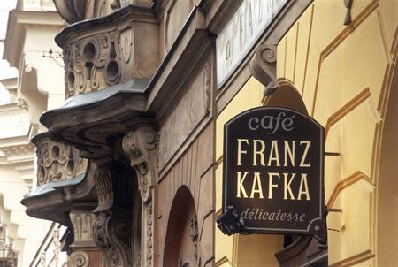 café franz kafka