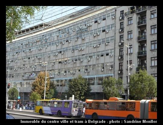 Novi Beograd autrement ; visiter Belgrade au-delà des évidences 62