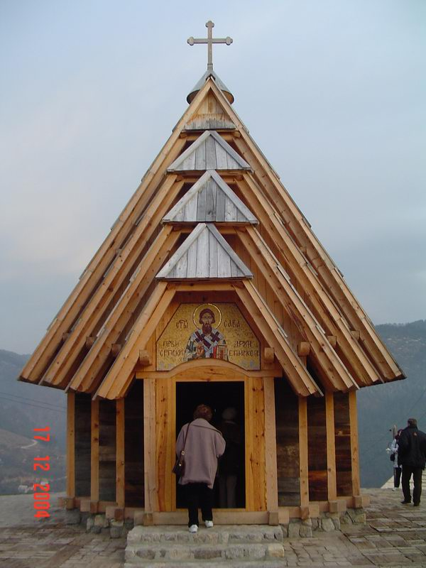 Drvengrad Kustendorf : l'ethnovillage de Kusturica près de Mokra Gora en Serbie 4