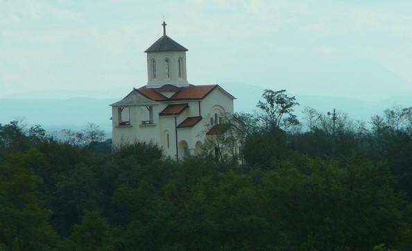 église à belgrade