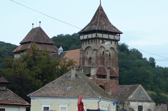 Valea Viilor ; village saxon et église fortifiée de Transylvanie 3
