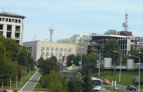 Novi Beograd autrement ; visiter Belgrade au-delà des évidences 39