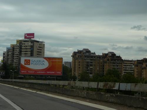 Novi Beograd autrement ; visiter Belgrade au-delà des évidences 13