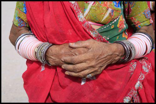 Société indienne : Le monde est rouge 2