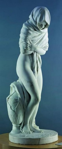 Exposition sculpture à Montpellier : Les fesses de la frileuse au Musée Fabre 1