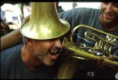 guca festival musique balkans