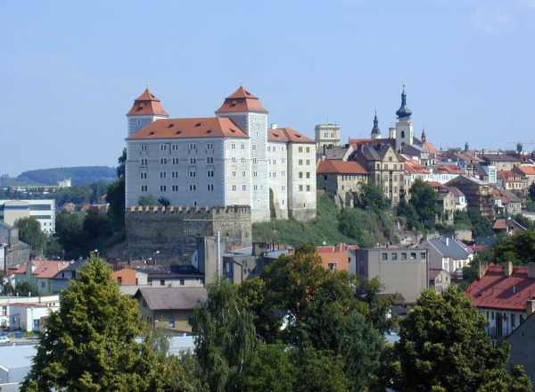 hrad mlada boleslav